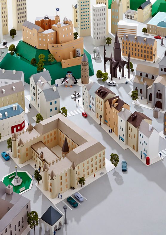 Paper Cities by Hattie Newman