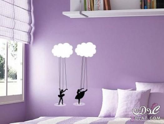جدران 2018 رسومات جدران مودرن 2018 13883831584 Jpg Purple Bedroom Walls Paint My Room Home Decor