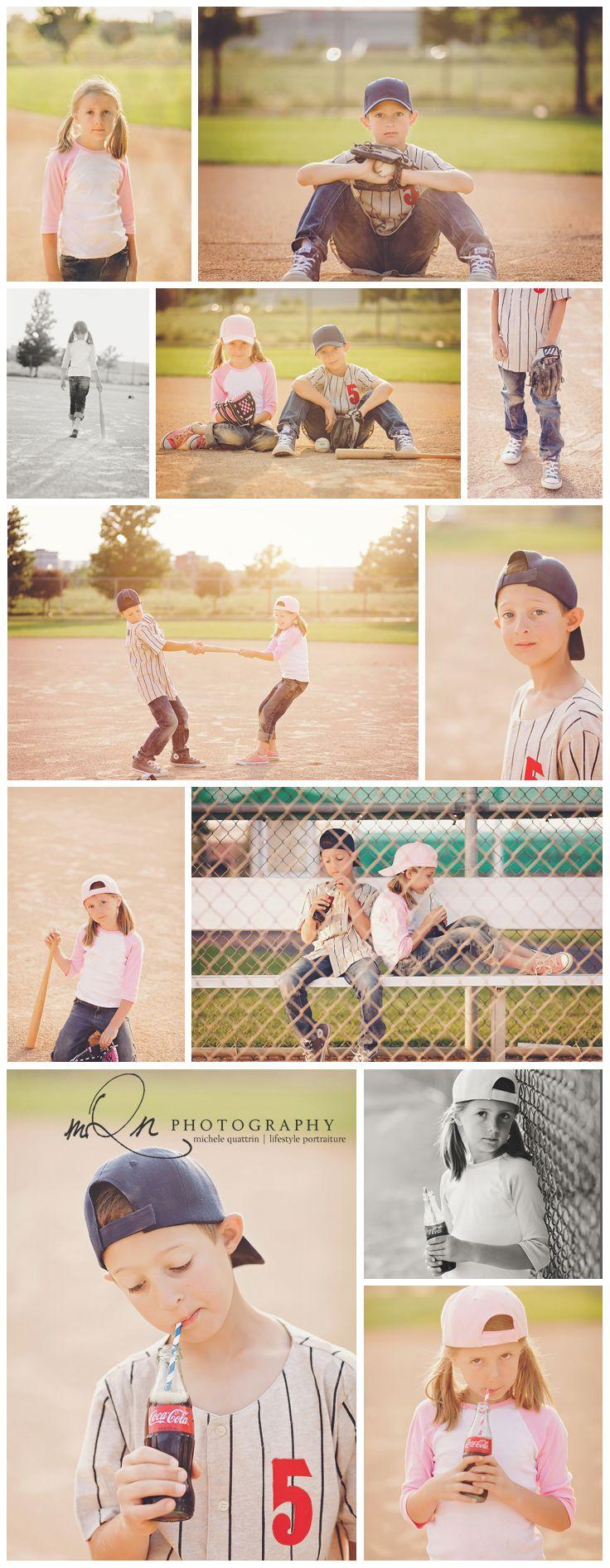 My sandlot :-) baseball showcase with kids