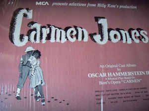 Georges Bizet - Oscar Hammerstein II - Selections From Billy Rose's Production, Carmen Jones: buy LP, Album at Discogs