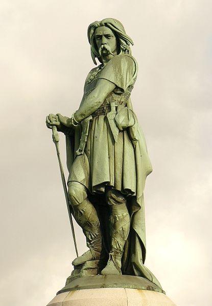 Vercingetorix - king of the Gauls