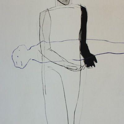 Svevende kvinne - Terje Resell //
