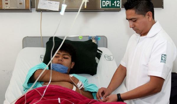 Hay en México 140 mil enfermos con insuficiencia renal crónica