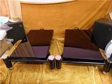 Copulare Pair of Amplifier Stands - Resprayed, used, for sale, secondhand