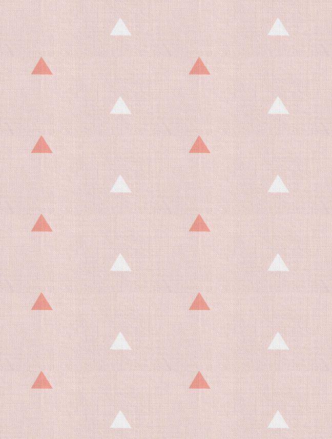 Aimee Wilder - Forest - Blush Fabric