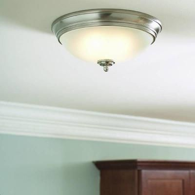 25 could be for both commercial electric brushed nickel led energy star flush mount