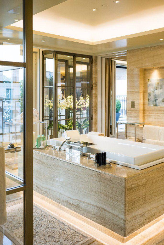 Four Seasons Hotel George V Paris (París, Francia ...