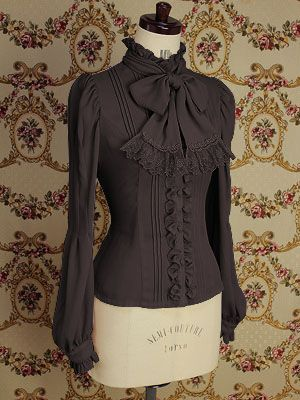 Blouse, Mary Magdalene: All in the details.