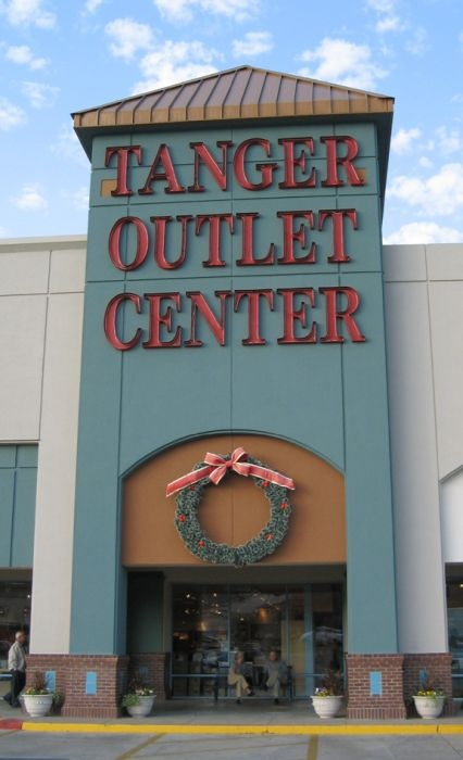 Tanger Outlet Mall  Have a shopping day with the girls while you're in Branson!   Make sure to take your kids too!