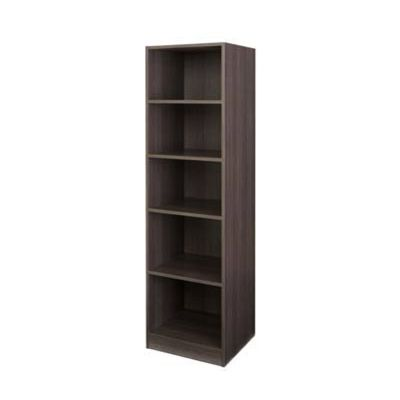 To ensure Wardrobe Solutions has the complete package there are two heights available. Sized specifically at 2 metres for walk-in robes and 1.75 metres for built-in robes, all units are 450mm deep there are varying widths as well as a range of accessories to ensure maximum storage while achieving a look that works for you.