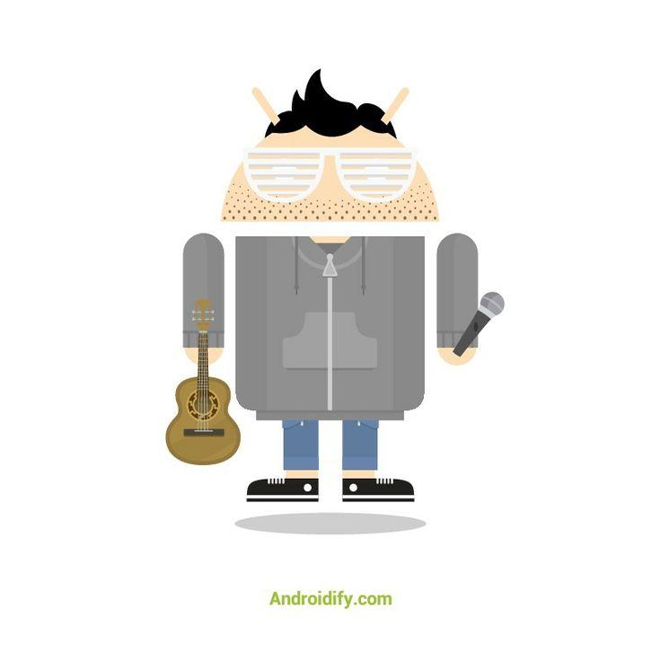 Matthew Bellamy Androidify