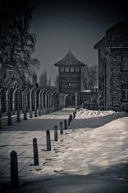 Auschwitz Concentration Camp, Poland
