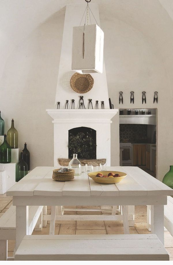 WEEKEND ESCAPE: A TRANQUIL HOLIDAY HOME IN PUGLIA   THE STYLE FILES