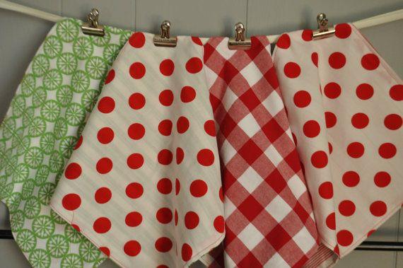 Cloth dinner napkins