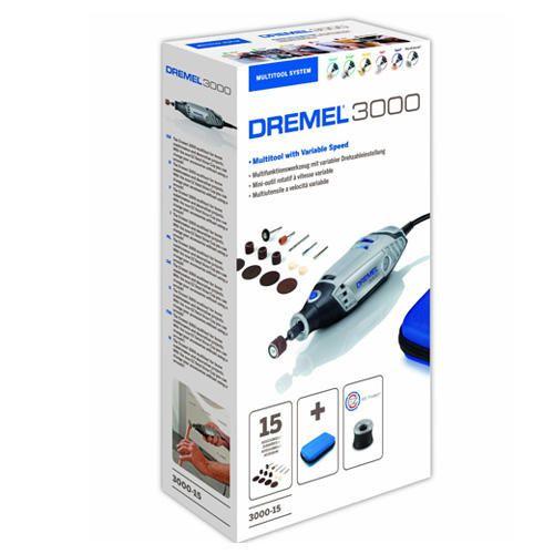 Dremel 3000 Rotary Drill Kit