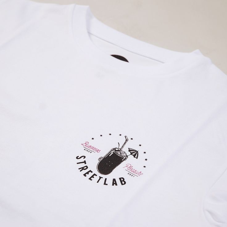 Streetlab Clothing Print Front print