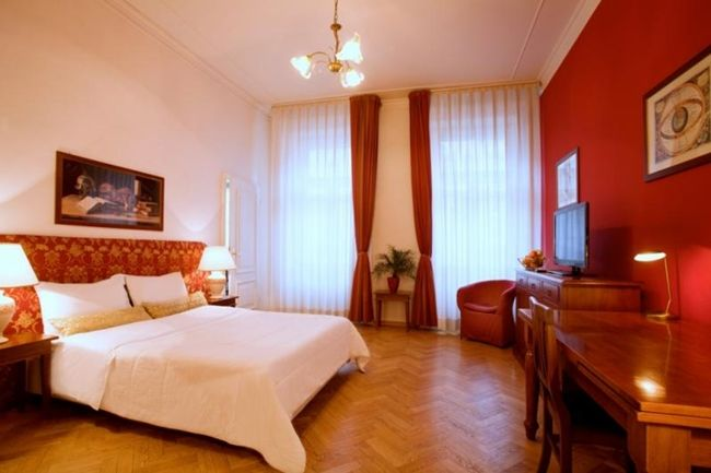 Hotel Suite Home, Prague, Czech Republic, Member of  http://top-peakhotels.com/hotel-suite-home-prague-czech-republic/