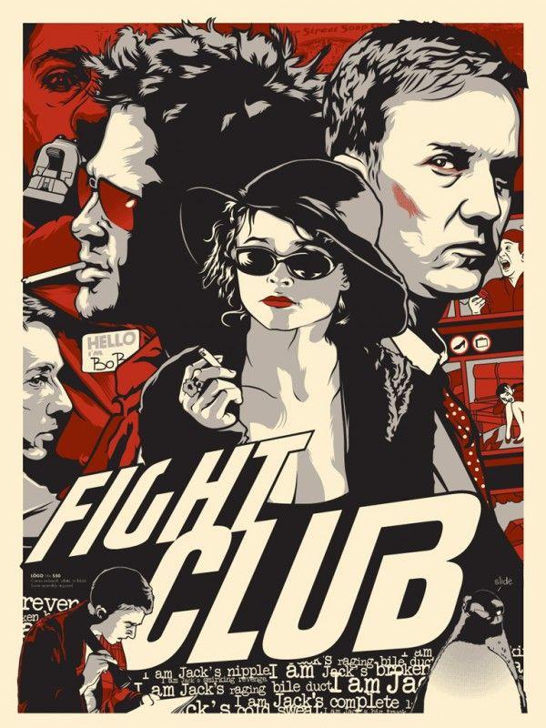 Joshua Budich Fight Club