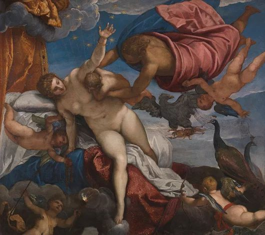 Jacopo Tintoretto died #OnThisDay in 1594. Tintoretto's art is characterised ...