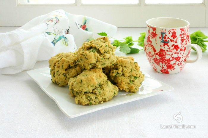 Savoury Herb Biscuits (GF, V) Recipes — Dishmaps