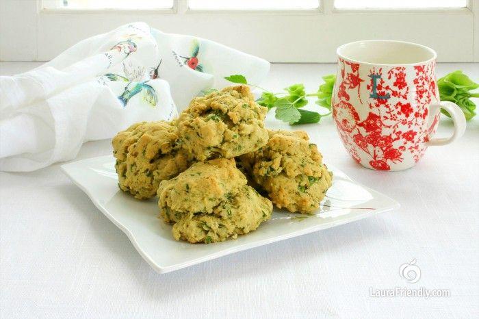 Savoury Herb Biscuits (GF, V) Recipes — Dishmaps