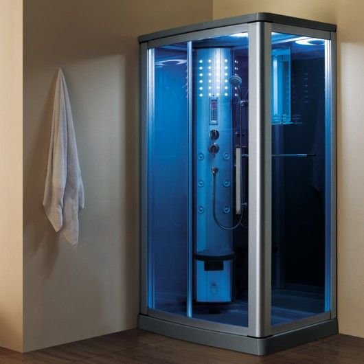 how to make a steam shower