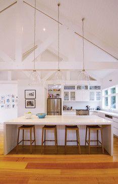 Seastone Mount Martha residence - beach-style - Kitchen - Melbourne - DJE Design