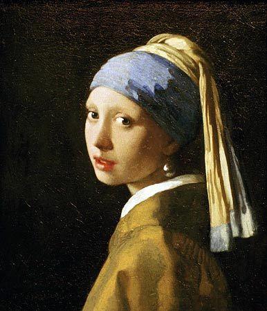 Vermeer-Das Mädchen mit dem Perlenohrring