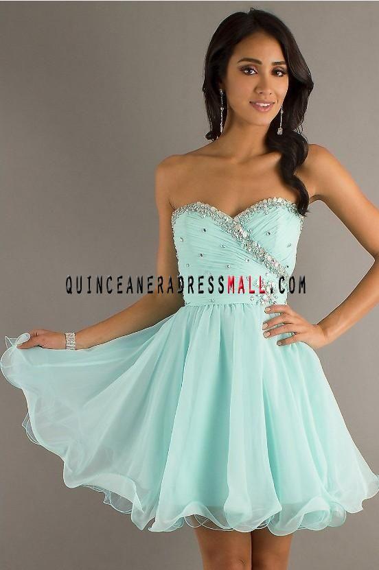 1000  images about damas on Pinterest - 15 dresses- One shoulder ...