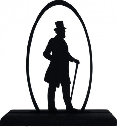 Victorian Gentleman Silhouette | www.pixshark.com - Images ...
