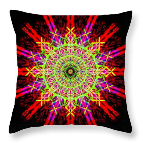 All Throw Pillows - Caleidoscopio Throw Pillow by Orazio Puccio #‎business‬ ‪#‎b2bmarketing‬ ‪#‎socialmediamarketing‬ ‪#‎contentmarketing‬ ‪#‎marketingtips‬ ‪#‎digitalmarketing‬ ‪#‎marketing‬