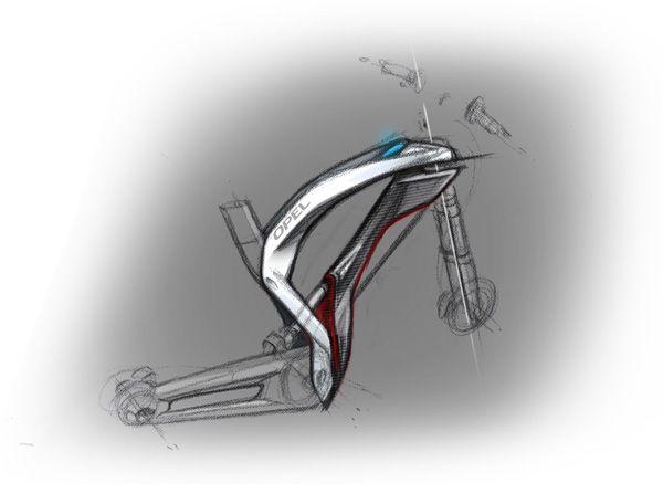 Kiska Opel RAD e Bike