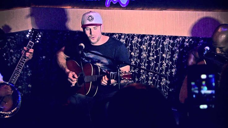 Sam Hunt - Speakers // Live (Acoustic) - he has a beautiful voice, great talent!