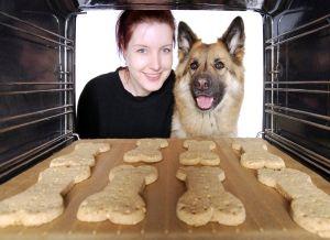 zelf hondenkoekjes maken