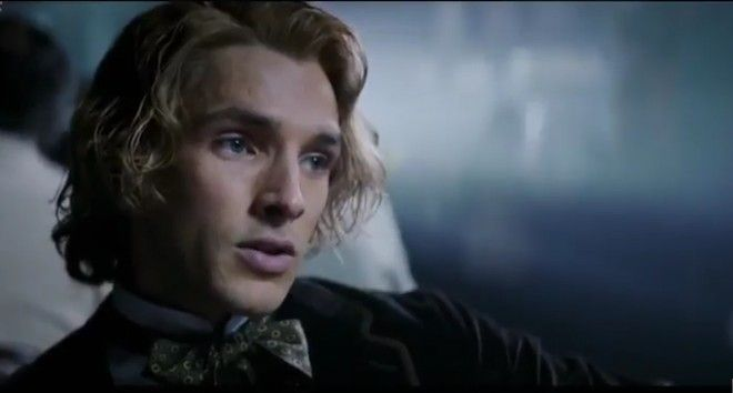 Another still from The Happy Prince 2018, Colin's Bosie, enjoy it!!!