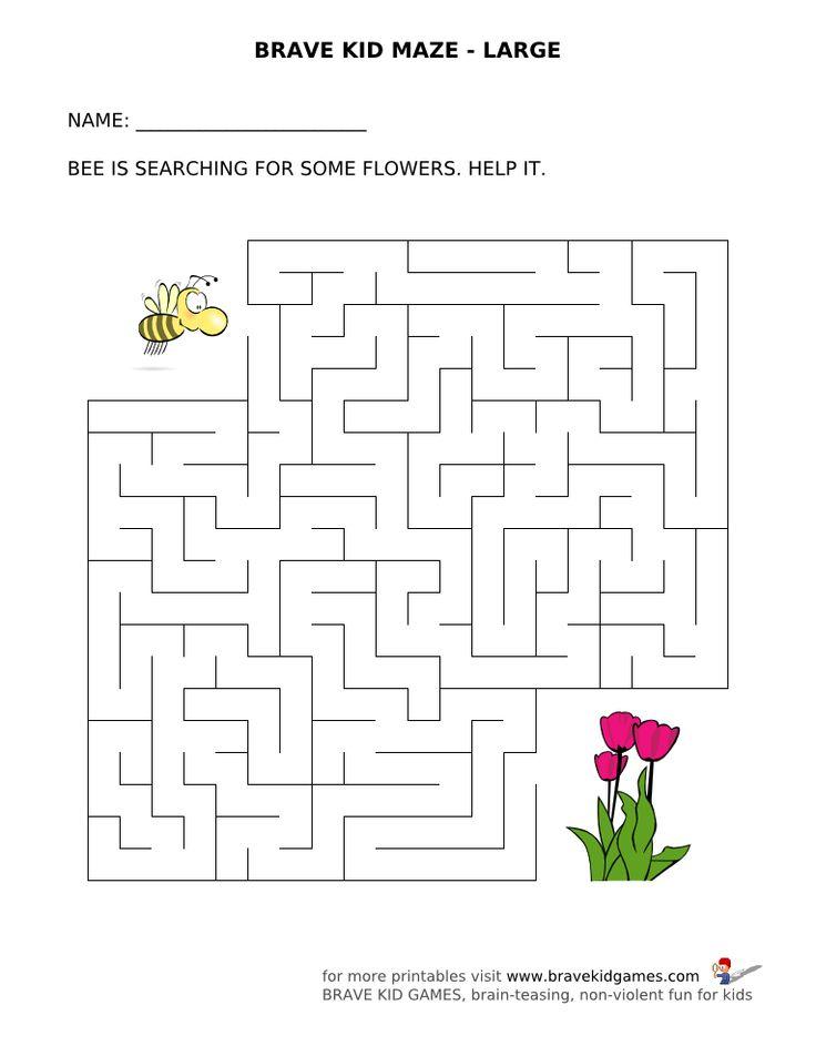 De bij en de bloem