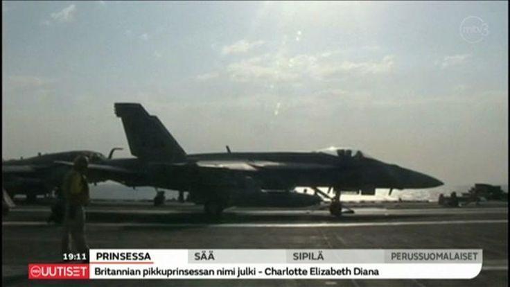 USA myy yhä enemmän aseita Lähi-itään - asiantuntijat huolissaan - Ulkomaat - Uutiset - MTV.fi
