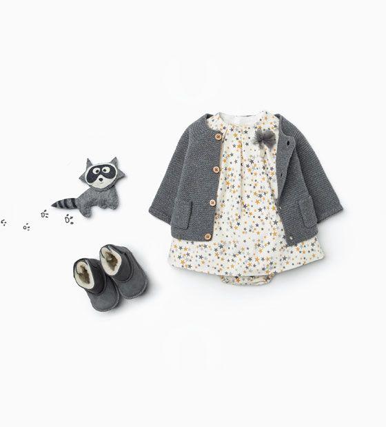 Acheter le look - Mini | Nouveau né - 12mois - ENFANTS | ZARA France