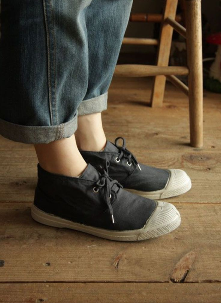 4070c7b438c2a Bensimon shoes