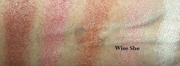 Revlon Highlighting Palette Bronze Glow Review and Swatches