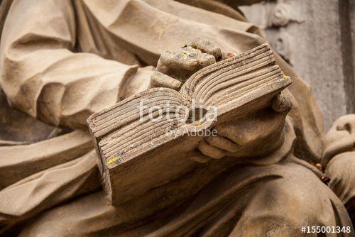 """Laden Sie das lizenzfreie Foto """"Bibel aus Stein"""" von Photocreatief zum günstigen Preis auf Fotolia.com herunter. Stöbern Sie in unserer Bilddatenbank und finden Sie schnell das perfekte Stockfoto für Ihr Marketing-Projekt!"""