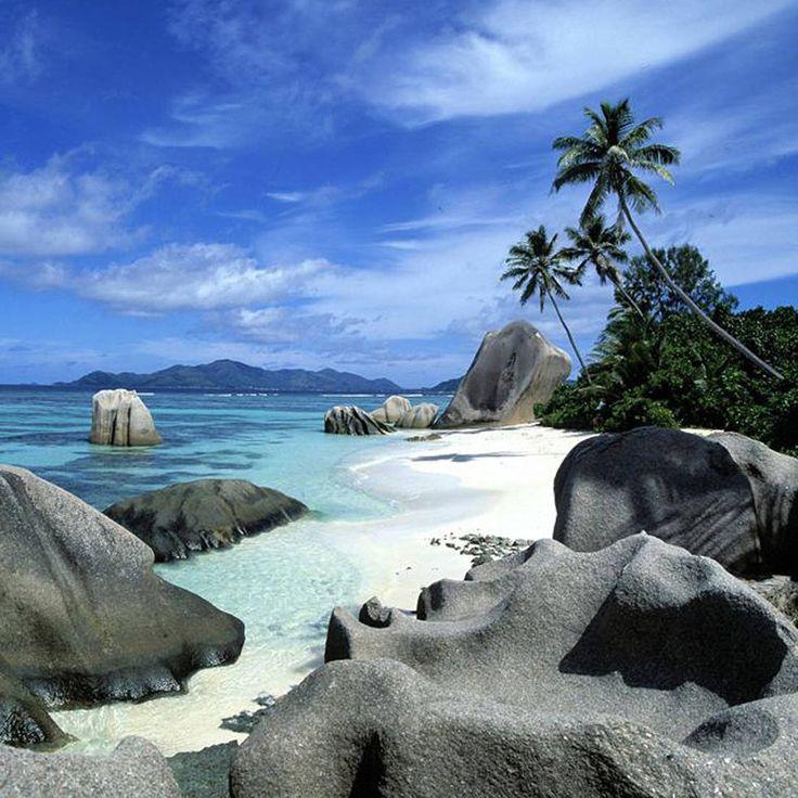 Anse Source d'Argent, aux Seychelles