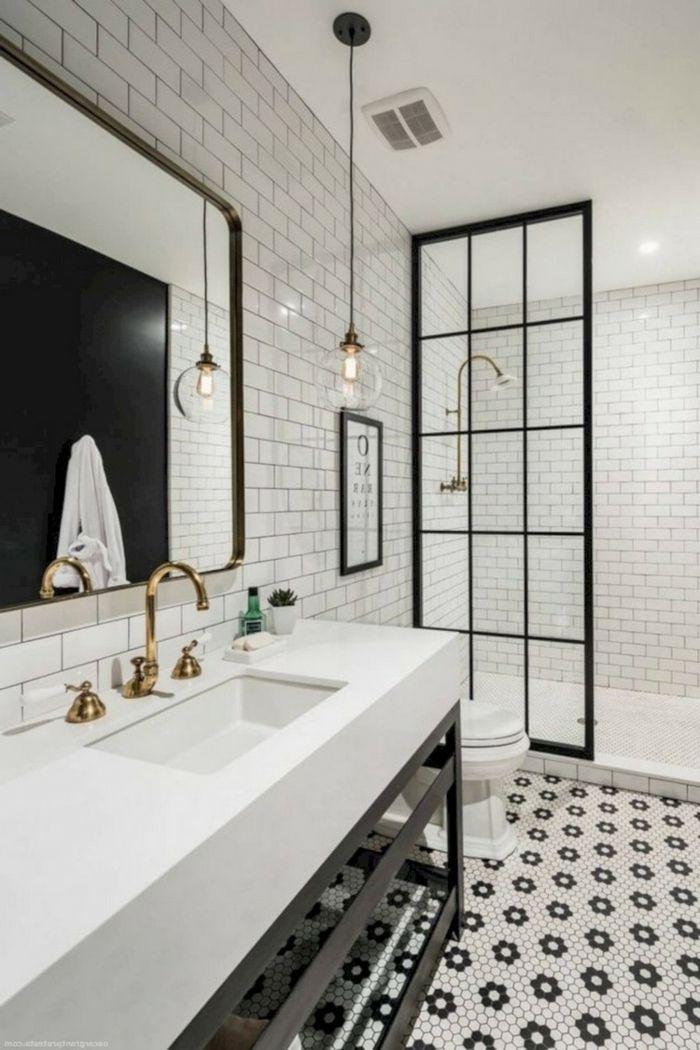 ▷ 1001 + idées déco de salle de bain rétro ultra élégantes ...