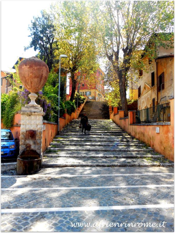 Garbatella, the working class district of Rome. Learn. Live. Love. Rome. With www.friendinrome.it