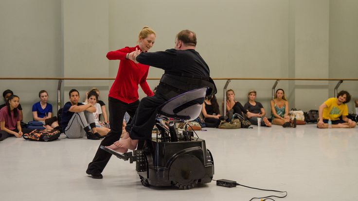"A ""smart"" power wheelchair enables dancers to move in new directions."