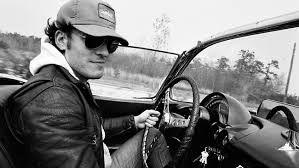 Bruce Springsteen Corvette