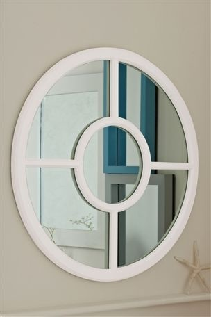Buy Round Window Mirror from the Next UK online shop