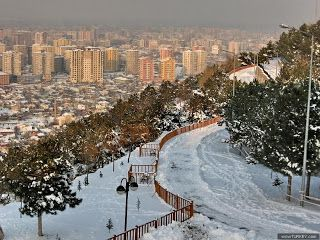 Beştepelerde kış