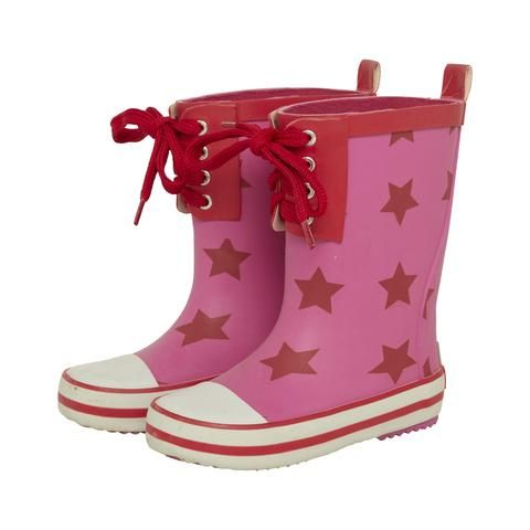 CeLaVi Rubber Boot #320058 Real Pink
