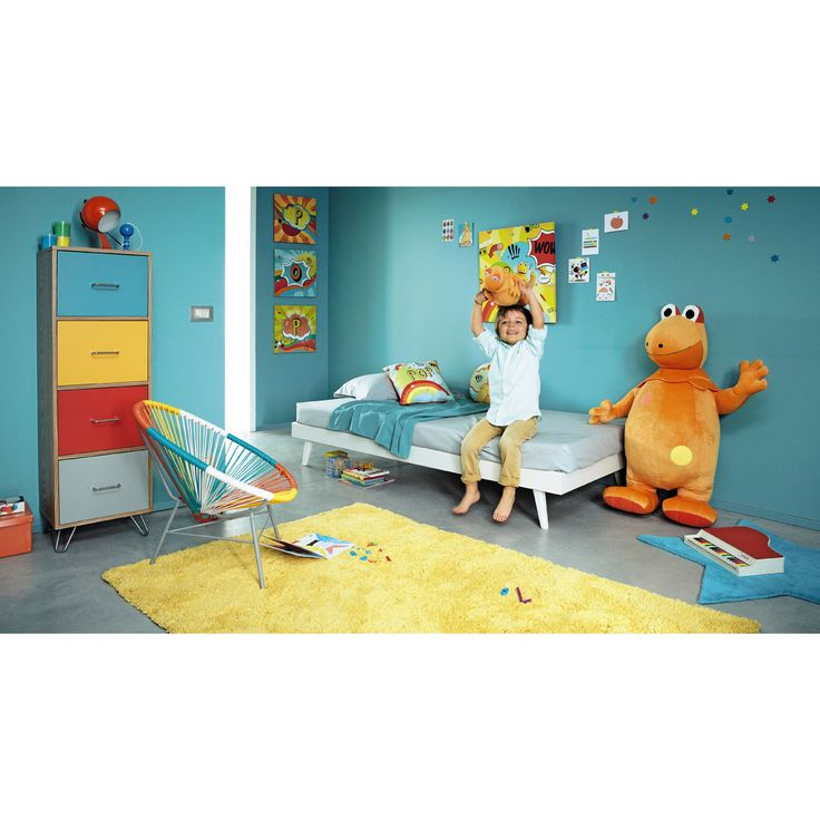 Letto vintage per bambini SIXTIES